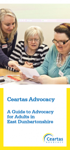 Guide to Independent Advocacy