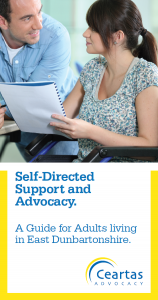 Self Directed Support and Advocacyq