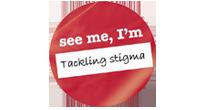 See me... I'm tackling stigma