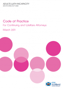 Code Of Practice for Attorneys
