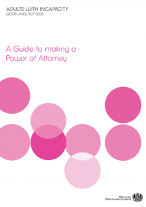 A Guide to Making a Power Of Attorney