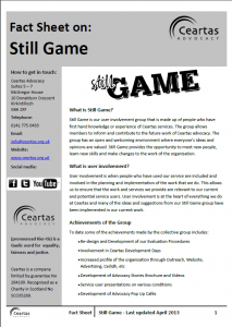 Still Game Factsheet