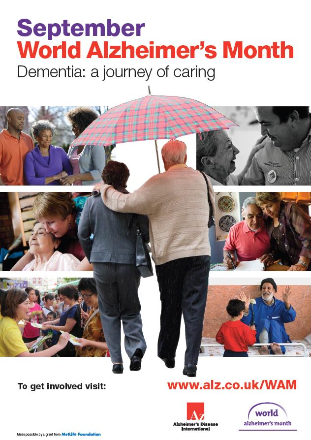 World Alzheimer's Month 2013