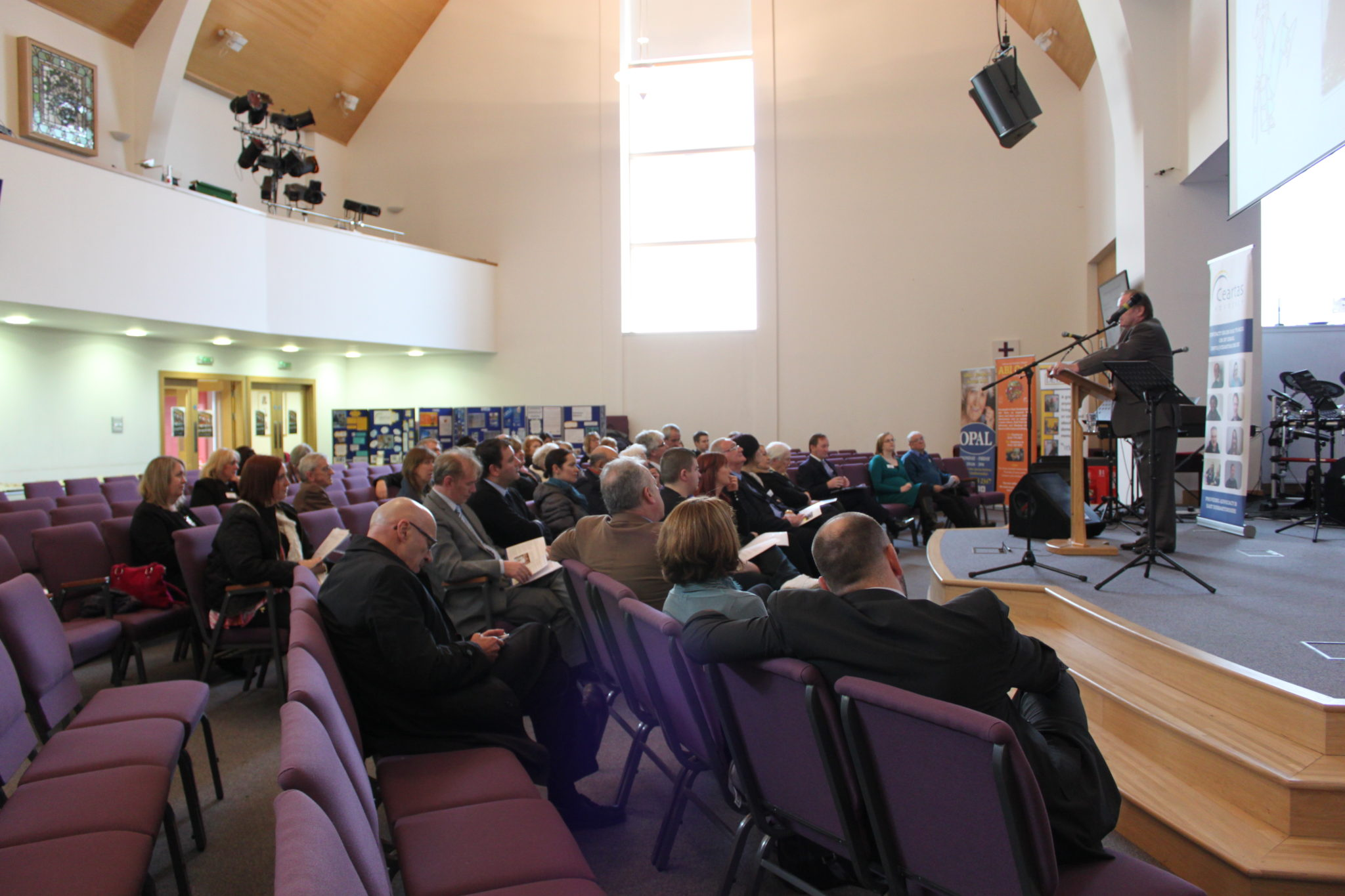 Picture of Ceartas 2013 AGM
