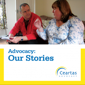 Advocacy: Our Stories booklet
