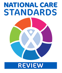National Care Standards Review logo