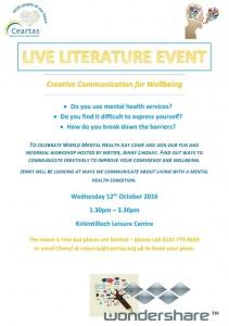 Live Lit Event