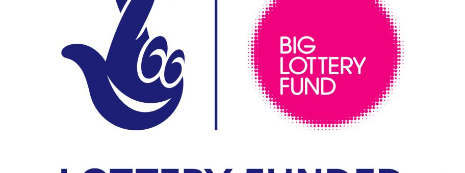 Big Lottery Fund - Lottery Funded