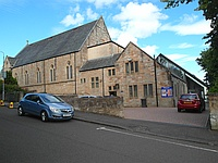 Lenzie Union New Hall