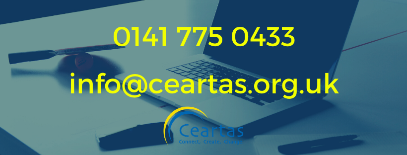contact details for Ceartas