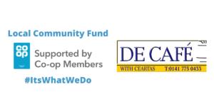 Coop foundation logo with Ceartas De Cafe logo